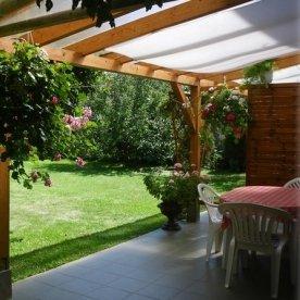 Berta vendégház - Vonyarcvashegy - kert