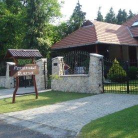 Blasius Apartmanház - Vonyarcvashegy