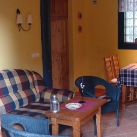 Blasius apartmanház - Vonyarcvashegy - étkező