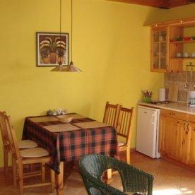 Blasius apartmanház - Vonyarcvashegy - konyha