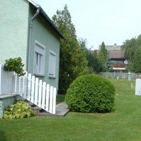 Domi vendégház - Vonyarcvashegy - udvar