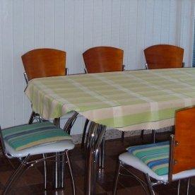 Domi vendégház - Vonyarcvashegy - étkező