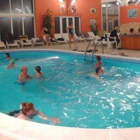 Hotel Lidó - Vonyarcvashegy - medence