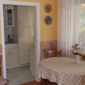 Vonyarcvashegy - Muskátli ház - étkező