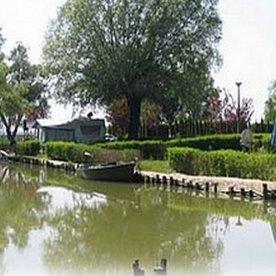 Vonyarcvashegy - Park kemping és üdülőfalu - öböl