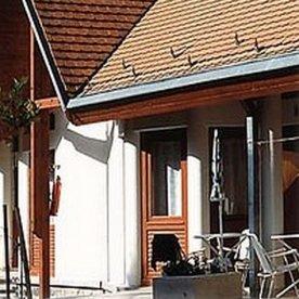 Vonyarcvashegy - Park kemping és üdülőfalu - ház