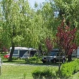 Vonyarcvashegy - Park kemping és üdülőfalu - lakókócsi