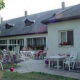 Vonyarcvashegy - Sissi Panzió - ház