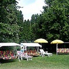 Vonyarcvashegy - Sissi Panzió - kert