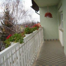 Vonyarcvashegy - Tóth Vendégház - erkély