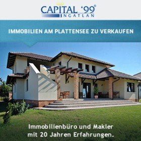 IMMOBILIEN AM PLATTENSEE