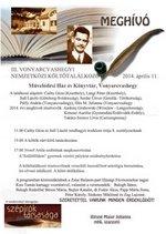IV. Vonyarcvashegyi Nemzetközi Költőtalálkozó