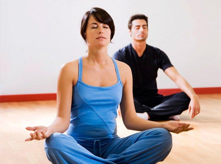 Pszichofitness szaunával és jógával