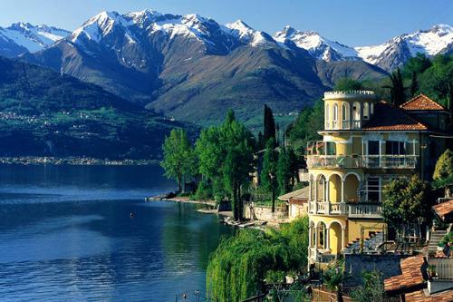 Észak-Olasz Tóvidék és Dél-Tirol