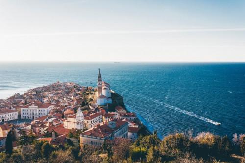 Csodálatos szlovén tengerpart