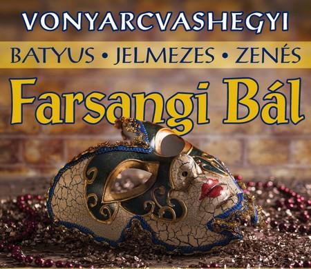 Vonyarcvashegyi Farsangi Bál