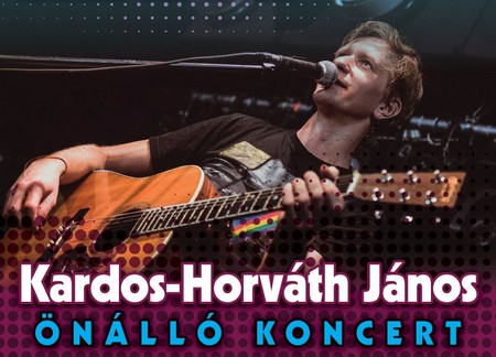 Kardos-Horváth János önálló koncertje